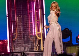 """Kylie Minogue fala sobre novo álbum: """"Até os adultos precisam de uma diversão pop"""""""