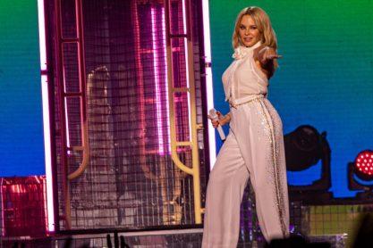Kylie Minogue fala sobre novo álbum