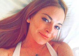 """Criador de """"Ramy"""" conta que Lindsay Lohan aceitou participar da série e não apareceu no set"""