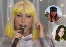 Durante live, Pabllo Vittar faz versões de Beyoncé e Lana Del Rey em ritmo de forró