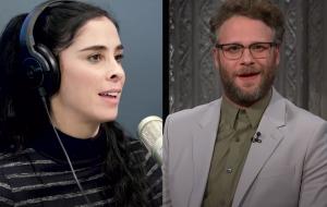 Sarah Silverman e Seth Rogen vão estrelar série animada para adultos no HBO Max