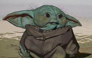 Disney divulga artes conceituais com visuais alternativos do Baby Yoda