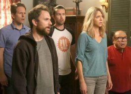 """It's Always Sunny In Philadelphia"" se torna a série de comédia mais longa da TV norte-americana"