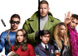 """Netflix sugere que trailer da 2ª temporada de """"The Umbrella Academy"""" chega amanhã (28)"""