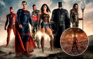 """Zack Snyder divulga 1ª imagem do vilão Darkseid no Snyder Cut de """"Liga da Justiça"""""""