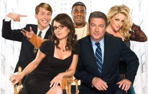 """""""30 Rock"""": Tina Fey, Alec Baldwin e mais estarão em episódio especial da série"""