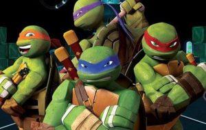 """Novo filme de """"Tartarugas Ninja"""" está em desenvolvimento!"""