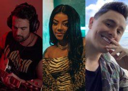 """Cabrera, Ludmilla e Joey Montana misturam português e espanhol na música """"Tua Raivinha"""""""
