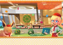 """Jogo """"Pokémon Café Mix"""" é anunciado para Nintendo Switch e smartphones"""