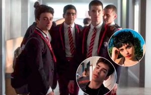 """Fotos de bastidores de """"Elite"""" levanta pistas sobre novos nomes no elenco"""