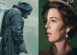"""""""Chernobyl"""" e """"The Crown"""" são campeãs em indicações ao BAFTA TV Awards 2020"""