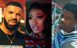 Drake, Megan Thee Stallion e Roddy Ricch lideram indicações ao BET Awards 2020!