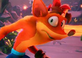 """""""Crash Bandicoot 4"""" é anunciado oficialmente e ganha trailer inédito!"""