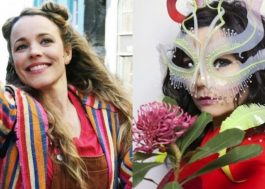 "Rachel McAdams diz que se inspirou na Björk para interpretar Sigrit em ""Eurovision"""
