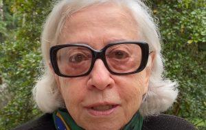 Fernanda Montenegro destaca importância da arte e dá conselho para enfrentar os dias de pandemia