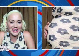 Katy Perry dá entrevista a Luciano Huck e anuncia surpresa para fã enfermeiro