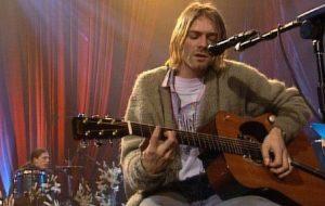Violão histórico usado no MTV Unplugged do Nirvana vai a leilão