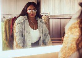 Já viu? Lizzo lança coleção de óculos maravilhosa inspirada no próprio estilo