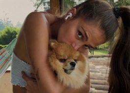 Entrevista: Greeicy fala sobre novo álbum, dias de quarentena e relação com pets