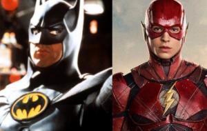 "Michael Keaton pode reprisar o papel de Batman no filme ""The Flash"", diz site"
