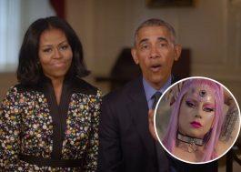 Formatura online com os Obamas, Lady Gaga e mais é adiada em respeito ao memorial de George Floyd