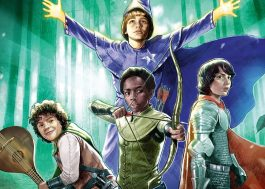 """Stranger Things"" fará crossover com ""Dungeons & Dragons"" em nova HQ"