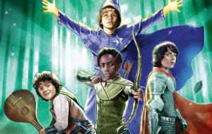 """Stranger Things"" fará crossover com ""Dungeons & Dragons"" em nova HQ"