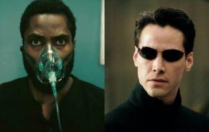 """""""Tenet"""", do Christopher Nolan, e """"Matrix 4"""" são adiados pela Warner"""