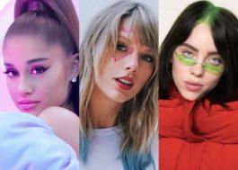 Ariana Grande, Taylor Swift e Billie Eilish são as cantoras mais bem pagas em 2020, segundo a Forbes