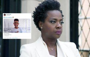 Viola Davis compartilha link de petição que pede justiça no caso do menino João Pedro
