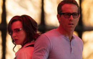 """""""Free Guy"""": Ryan Reynolds e Jodie Comer aparecem em fotos inéditas"""