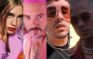 Dua Lipa, J Balvin, Bad Bunny e Tainy anunciam lançamento de parceria; confira o teaser
