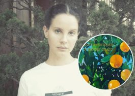 Álbum de poesias da Lana Del Rey ganha nova data de lançamento