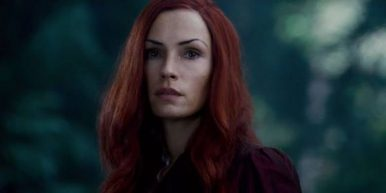 Famke Janssen revivendo Jean Grey?