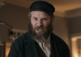 Seth Rogen sobrevive à passagem do tempo em trailer de novo filme do HBO Max