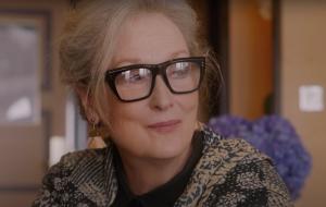 """Meryl Streep aparece em primeira cena do filme """"Let Them All Talk"""", de Steven Soderbergh"""