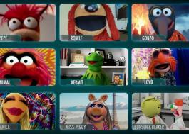 """""""Muppets Now"""": personagens fazem videochamada muito louca em novo trailer da série"""
