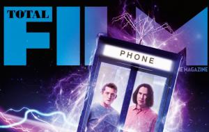 """Bill & Ted: Encare a Música"": Alex Winter e Keanu Reeves estampam capa de revista"