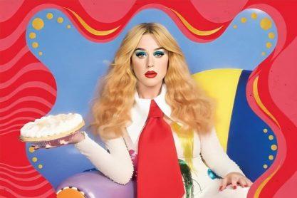 """Katy Perry lança a enérgica """"Smile"""""""
