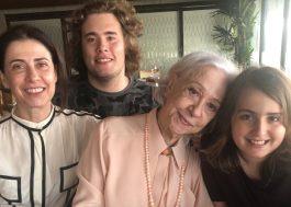 Isolados: Fernanda Montenegro e família produzem série durante a quarentena