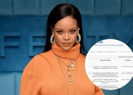 Fenty Beauty no Brasil? Produtos da marca de Rihanna são registrados na ANVISA