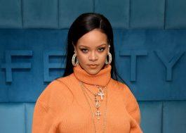 Rihanna anuncia linha de sapatos e produtos para cuidados com a pele
