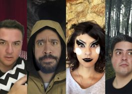 """Falando de """"Dark"""" e outras séries e filmes de explodir a cabeça com Michel Arouca"""