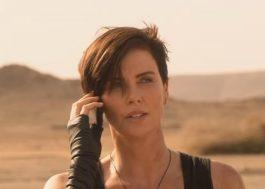 """Charlize Theron lidera grupo de imortais em novo trailer do filme """"The Old Guard"""""""