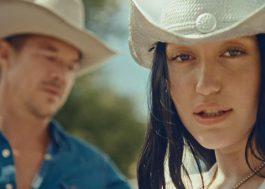 """Diplo e Noah Cyrus se divertem em fazenda no clipe de """"On Mine"""""""