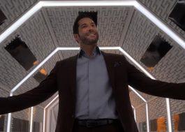 """Trailer da 5ª temporada de """"Lucifer"""" mostra irmão gêmeo do protagonista"""
