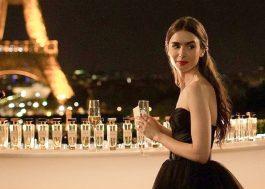 """Netflix libera primeiras imagens da série """"Emily In Paris"""", estrelada por Lilly Collins"""