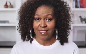 Podcast apresentado por Michelle Obama ganha data de estreia