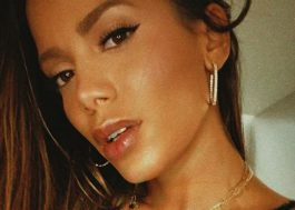 """Anitta canta trecho de """"Tócame"""", single que chega na próxima sexta-feira (10)"""