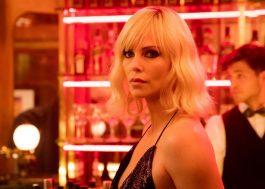 """Netflix está desenvolvendo sequência de """"Atômica"""", afirma Charlize Theron"""